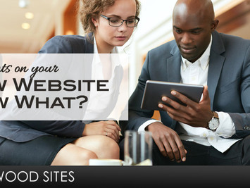 4 Things You Need to Do Now That You Have a Website