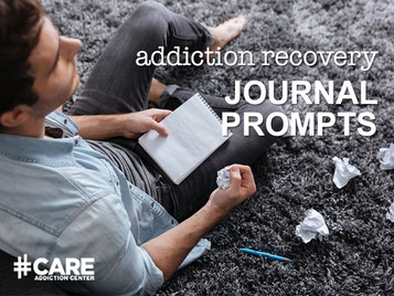 20 Addiction Recovery Journal Prompts
