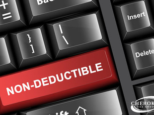 Tax Deductions You Can't Claim