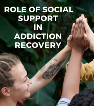 social support and recovery