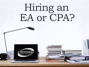 Hiring an EA or a CPA to Do Your Taxes - What's the Difference?