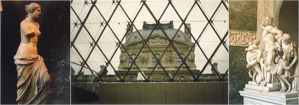 Le Louvre Paris Venus de Milo