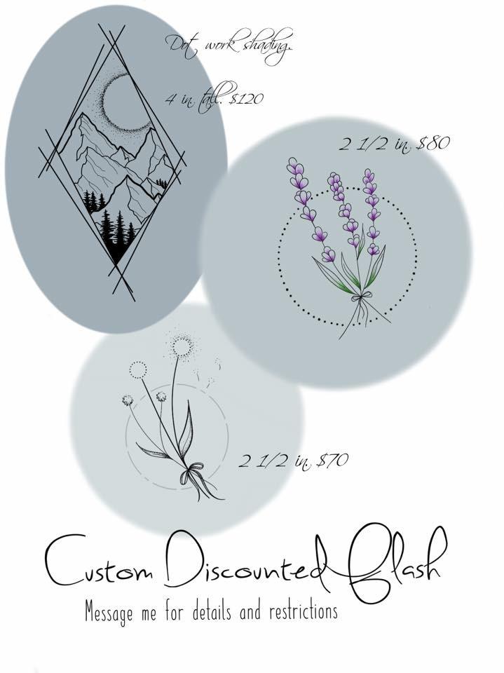 3 Custom Designs