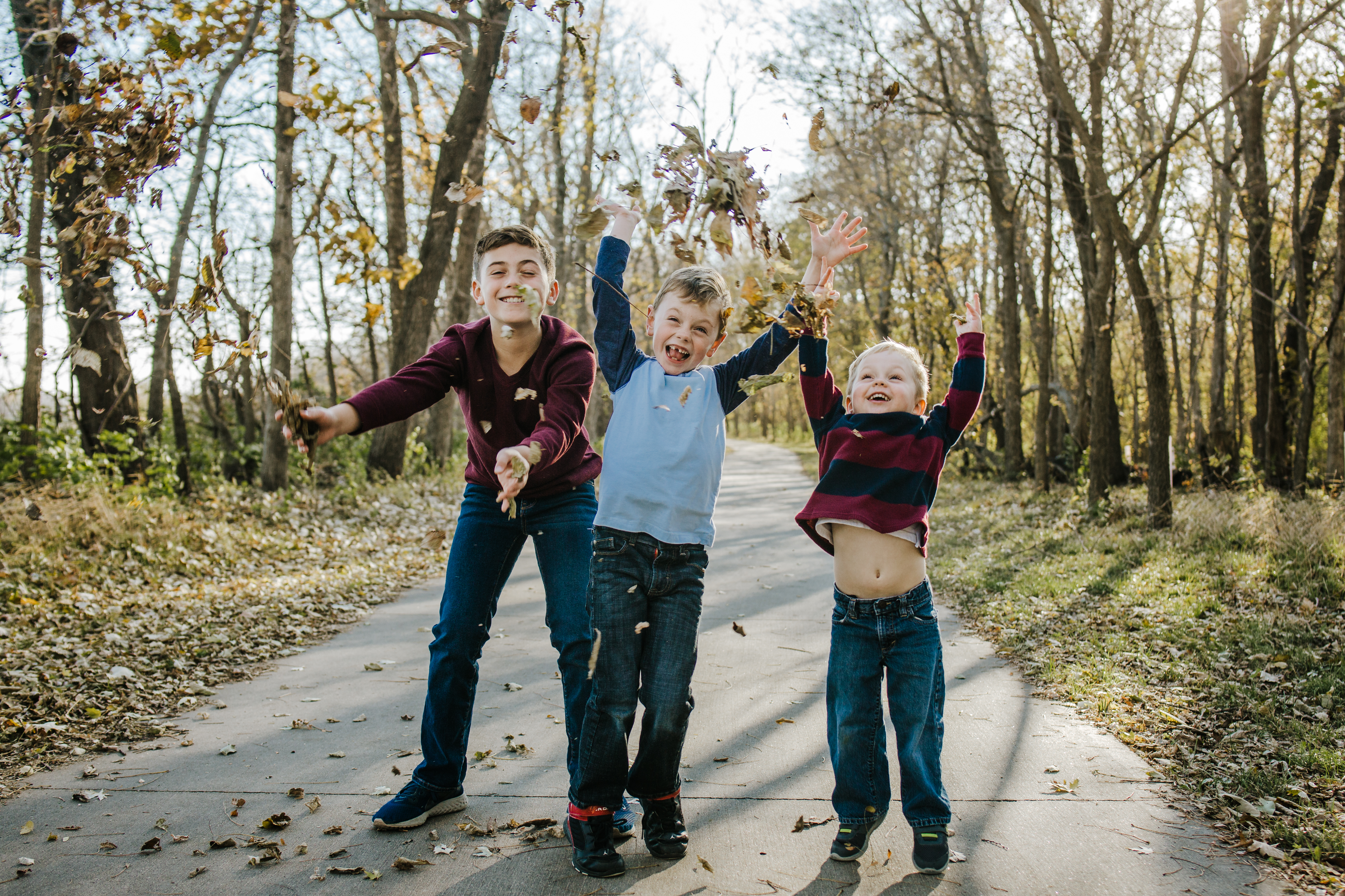 Iowa City Family Photographer