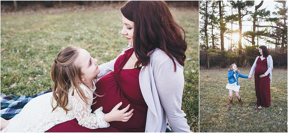 Iowa City Maternity Photography