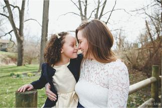 Wanliss Family | Hickory Hill Park in Iowa City