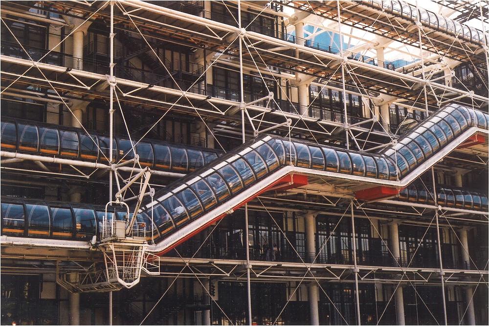 Paris Le Centre Pompidou