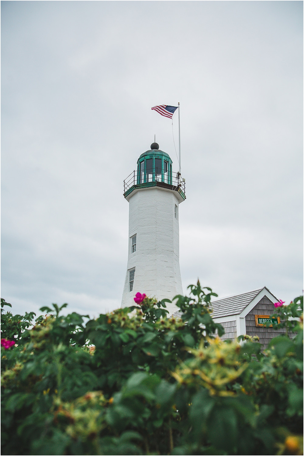 Scituate Lighthouse-Travel Photography