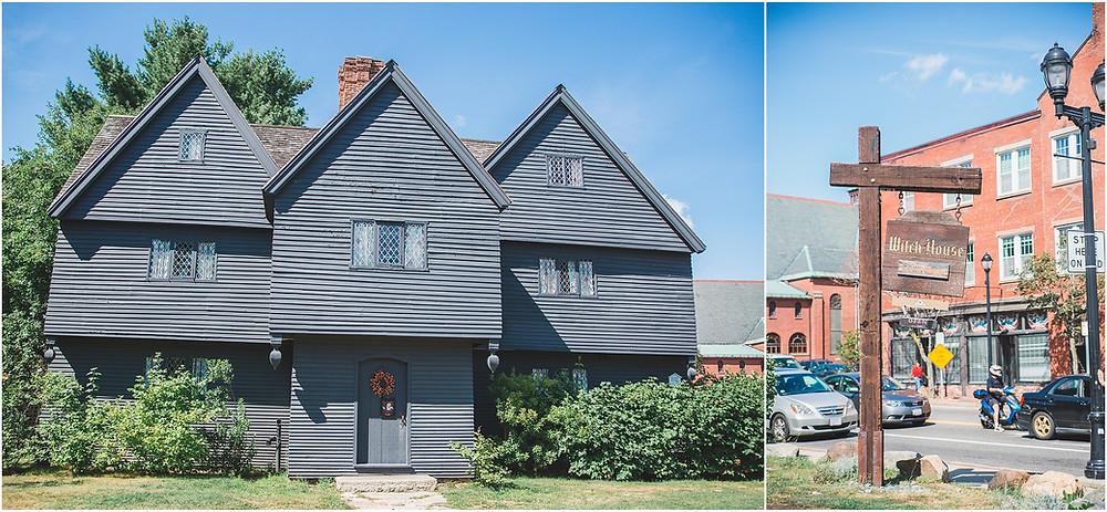 Salem Witch House-Travel Photography