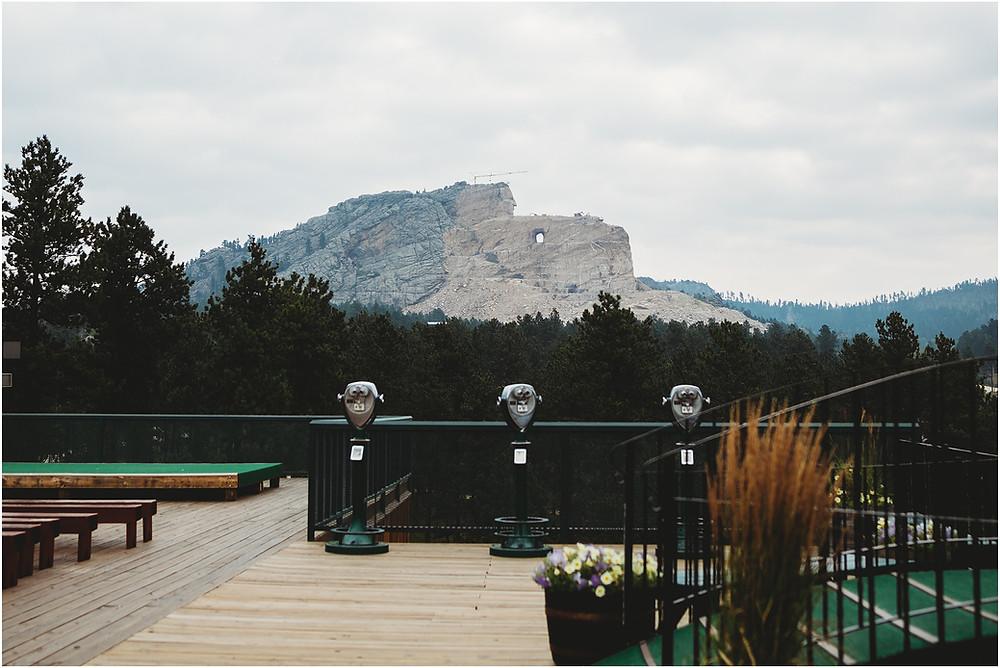 Iowa City Photographer travel Crazy Horse Monument