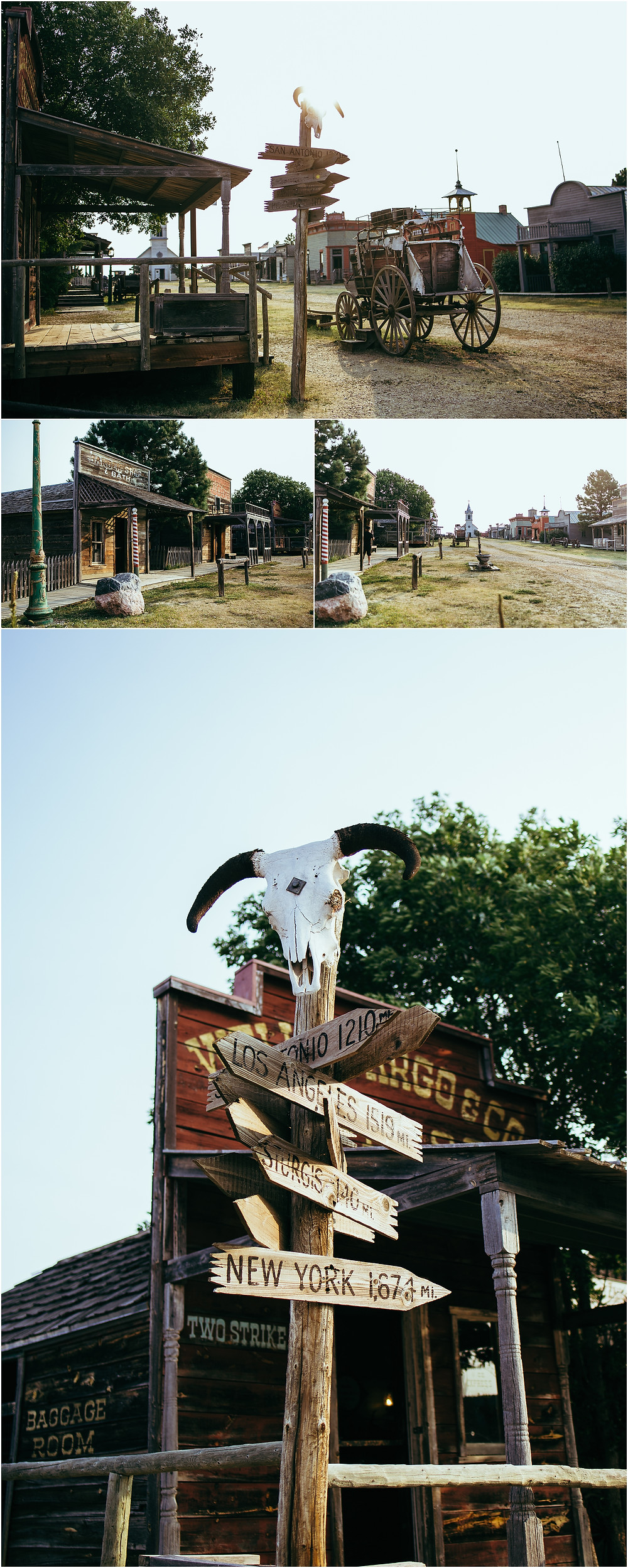 Iowa City Photographer travel photos 1880 town