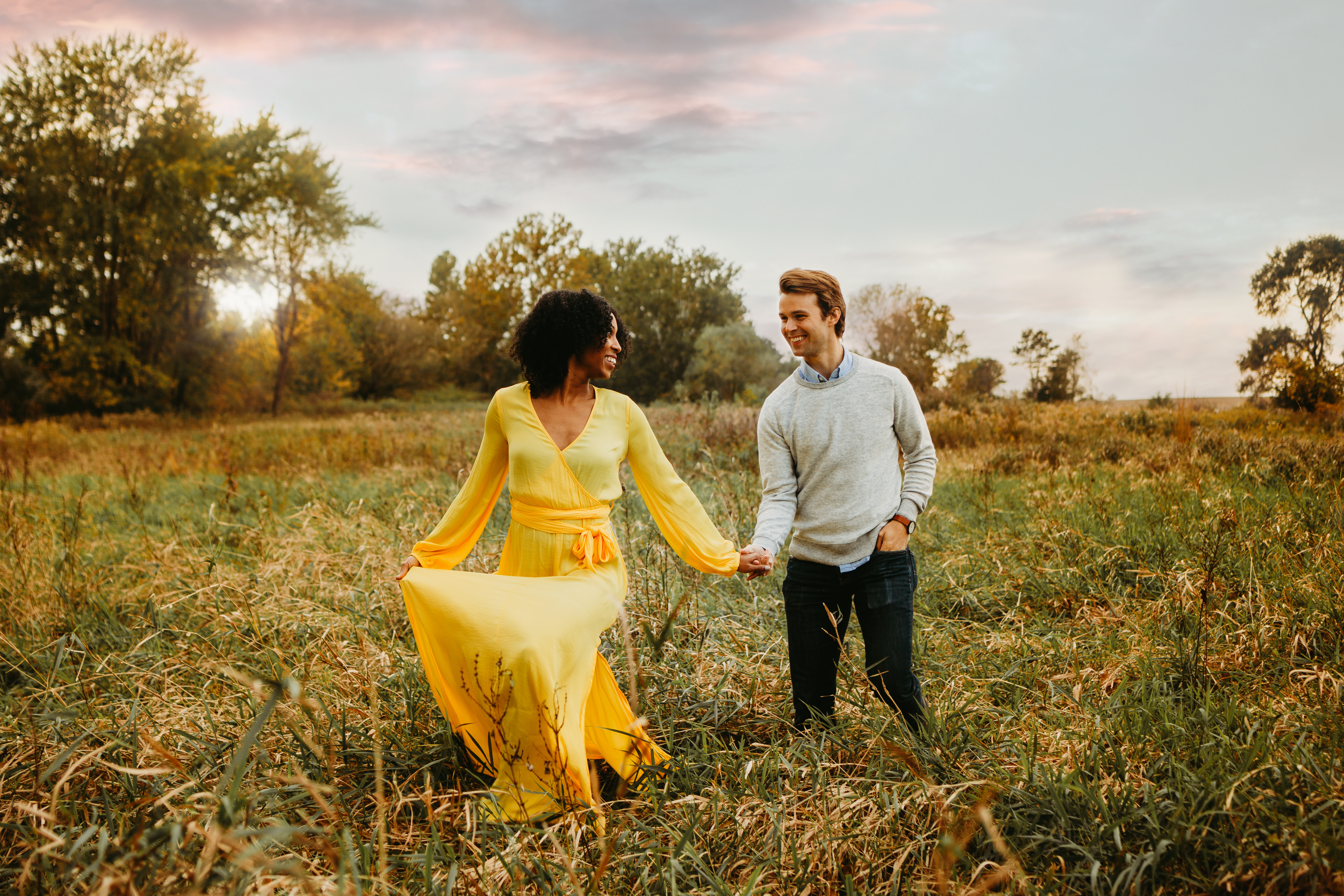Iowa City Engagement Photographer