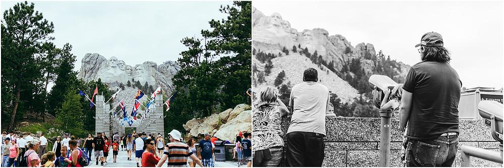 Iowa City Photographer travel Mt Rushmore