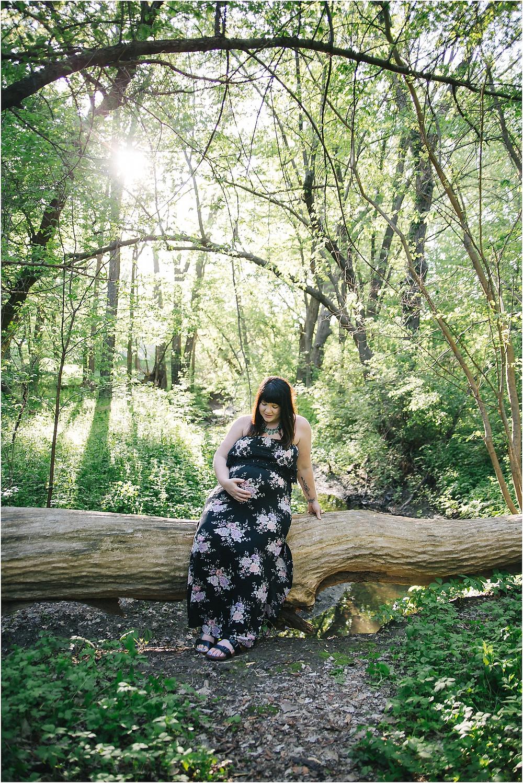 Iowa City Maternity Photographer