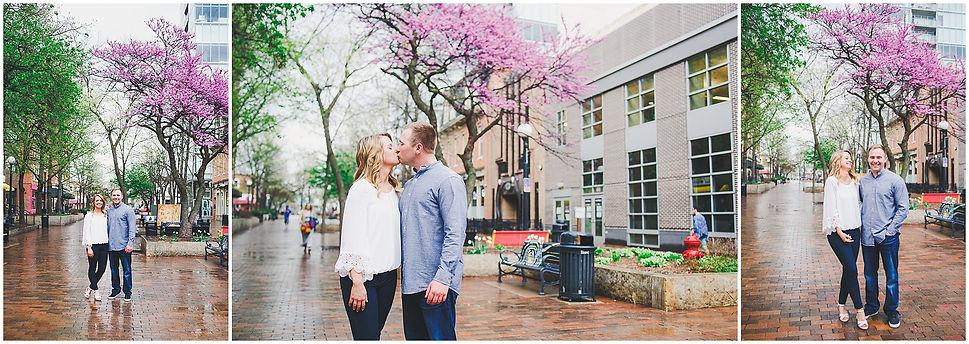Veronica Bolinger Photography, Iowa City Engagement Photographer