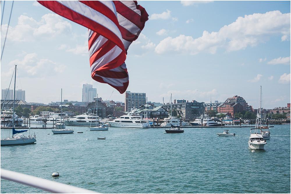Boston Harbor - Travel Photography