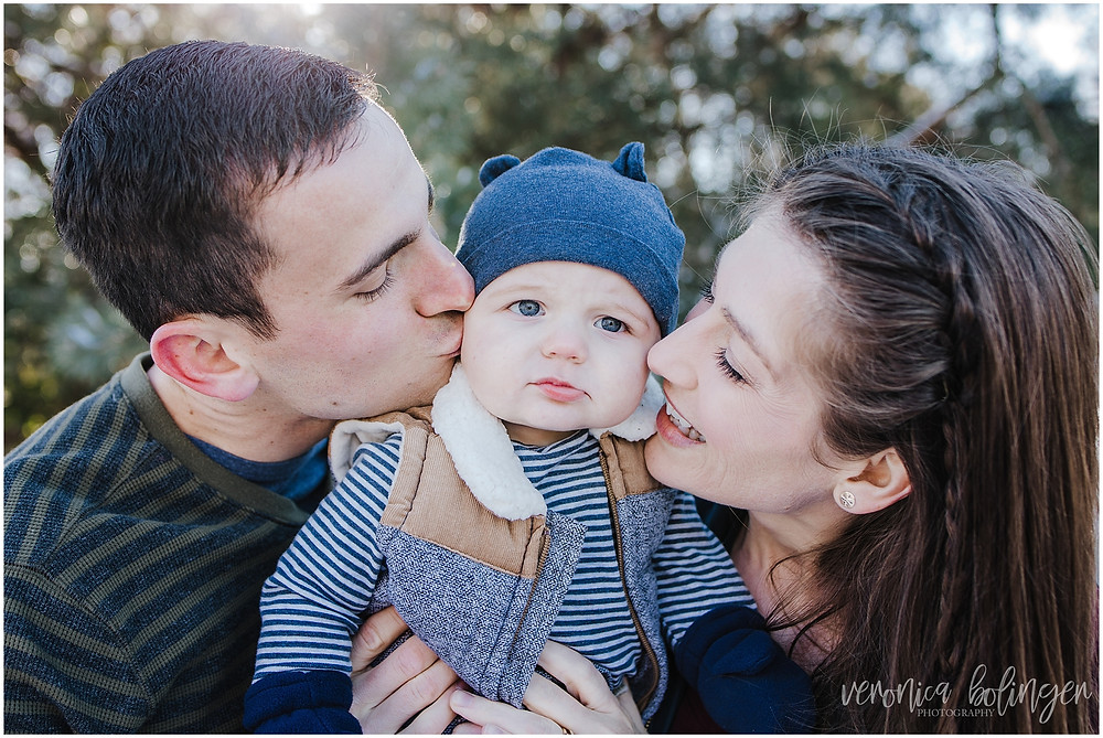 Coralville family photography