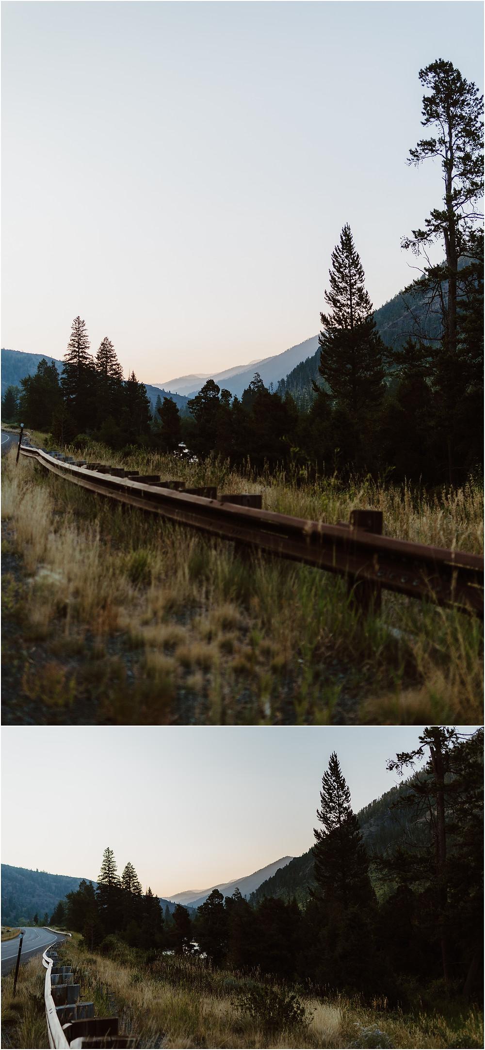 Iowa City Photographer travel Yellowstone