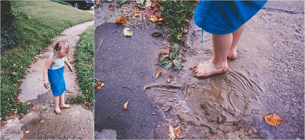 childhood summer iowa city photographer