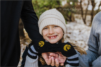 Wessling Family | Mini Session at Willow Creek Park