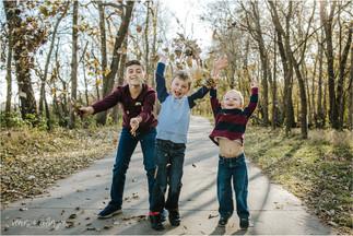 Estapa Family |  Fall Mini at Terry Trueblood
