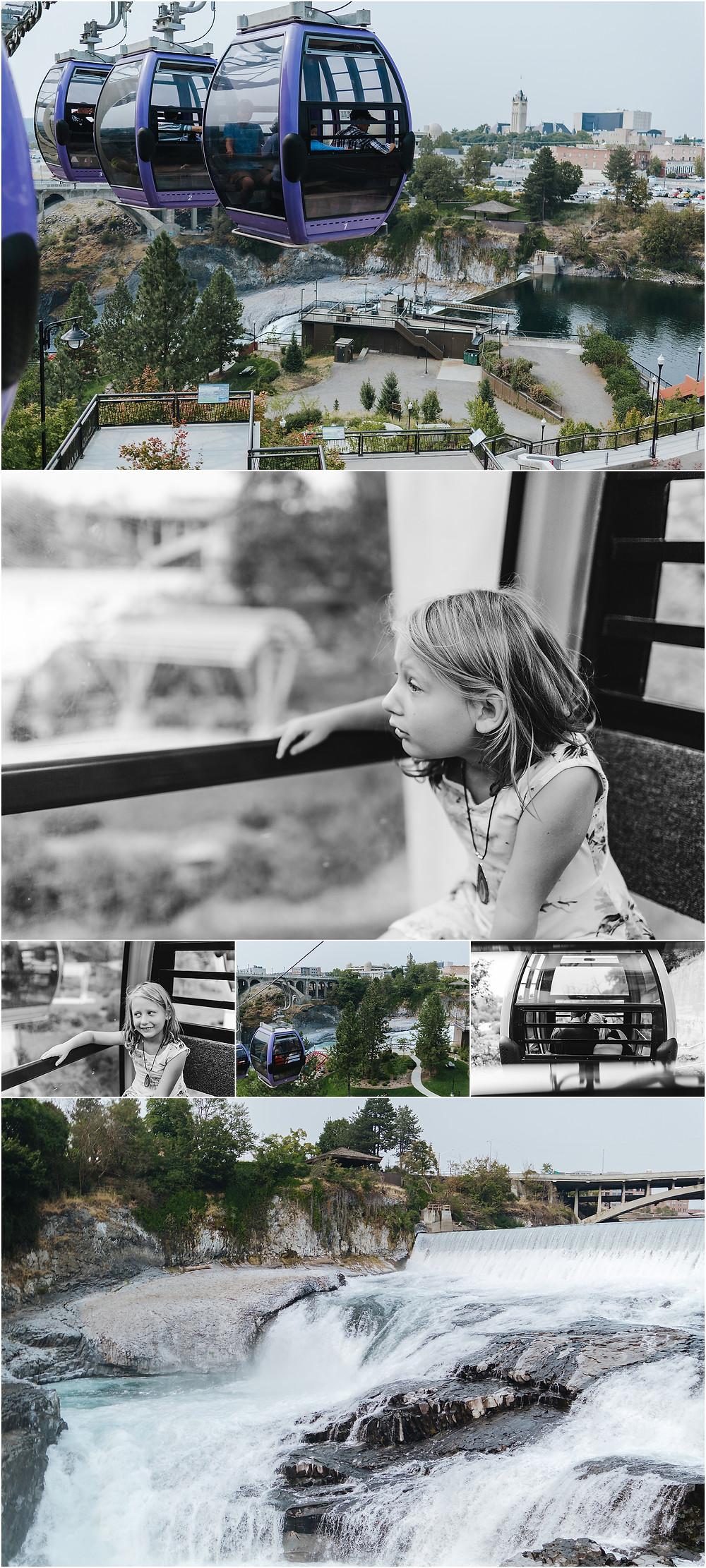 Iowa City Photographer travel Riverfront Park Spokane