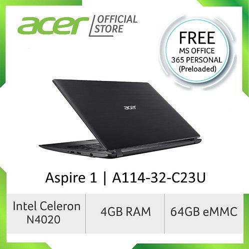 Acer Aspire A114-32-C23U
