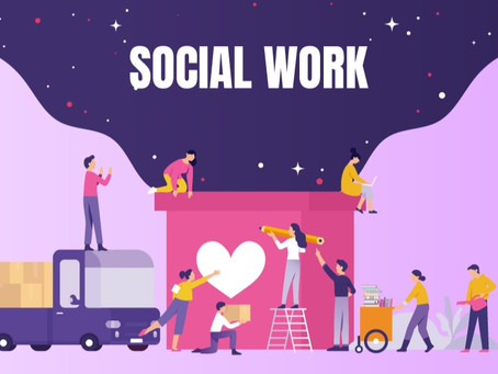 A Social Worker's Thoughts on Productivity and WFH