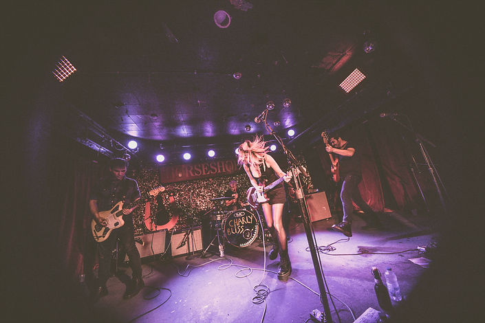 Charly Bliss - Toronto, ON - Horseshoe N