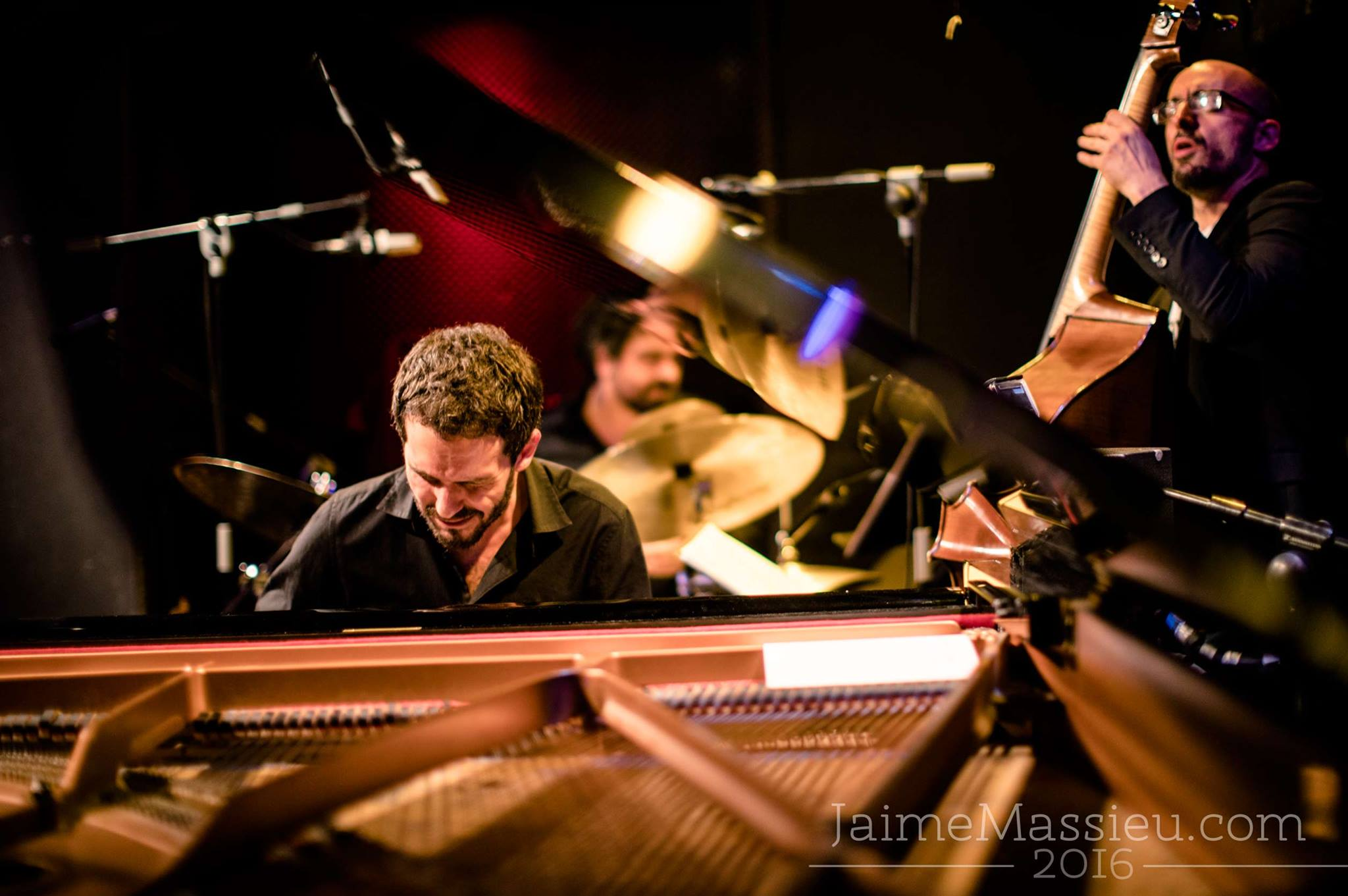 M.R Trio Bogui Jazz (Madrid)