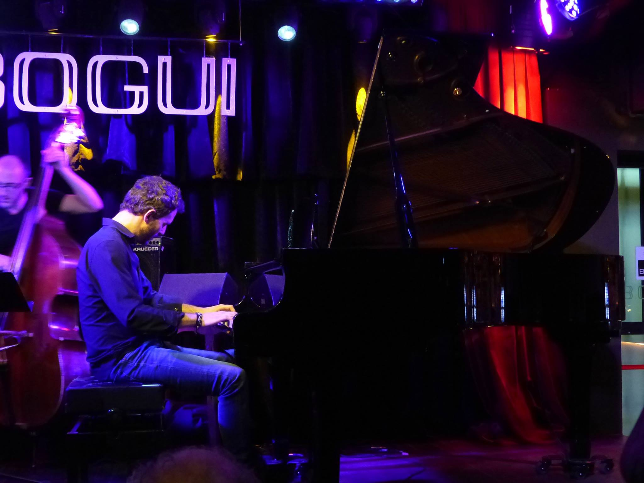 M.R Trio Bogui Jazz (Madrid) Nov'17
