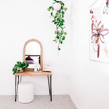 Console Table - The Block.jpg