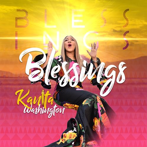 """Single """"Blessings, Blessings"""""""