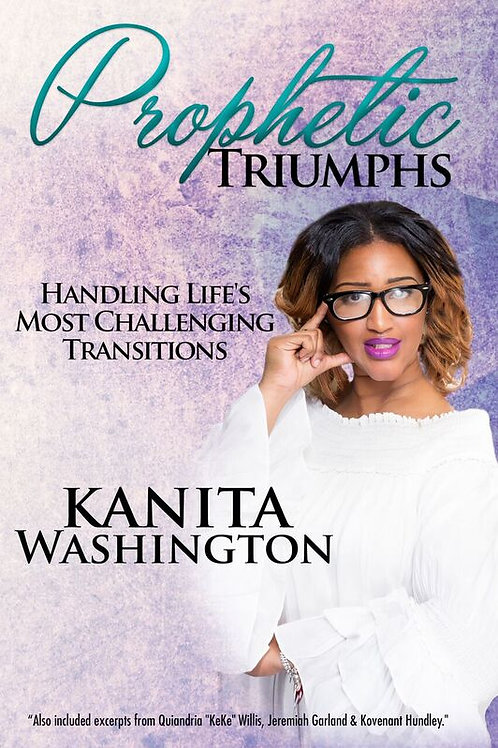 Prophetic Triumphs Book