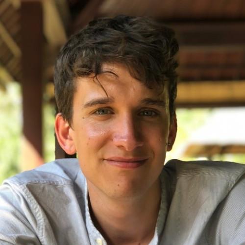Giga-Ball Developer, James Harding