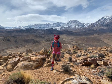 Catra Corbett's Passion for Running Grueling Ultra Distances is Keeping Her Sober and Feeling Alive