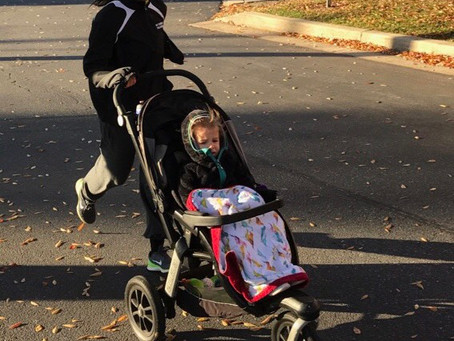 Fitness and Running Postpartum: Tips From A Mom