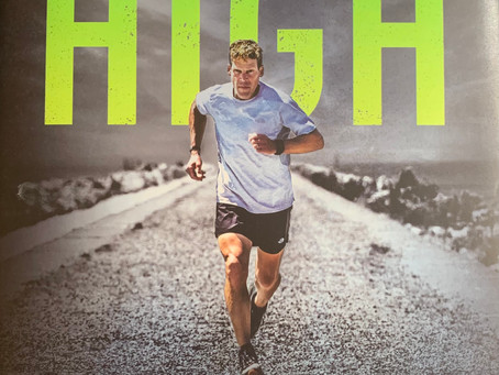 Review of Dean Karnazes's A Runner's High: My Life in Motion