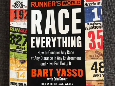 Racing Everything with Lyme Disease: An Interview with Bart Yasso - Part I