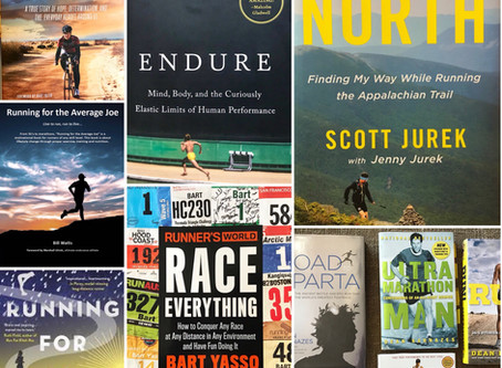 10 Summer Running & Endurance Reads
