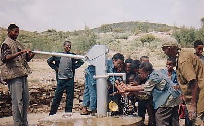 Desperately Seeking Water: Help Ethiopian Orphans