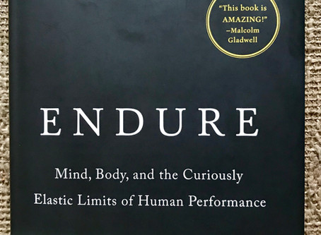Endure: An Interview with Alex Hutchinson