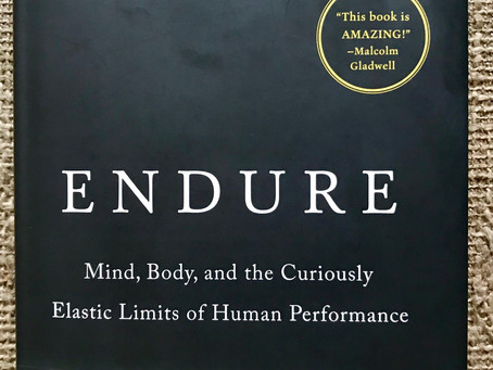 Are You The Endurance Type?: Review of Alex Hutchinson's Endure: Mind, Body, and the Curiosity o