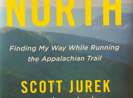 Review of Scott and Jenny Jurek's North: Finding My Way While Running the Appalachian Trail