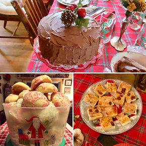 Traditional Christmas Desserts.My Gift To You 3 Traditional Christmas Desserts