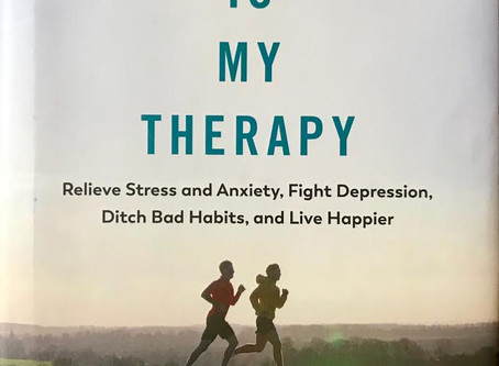 Review of Scott Douglas's Running is My Therapy