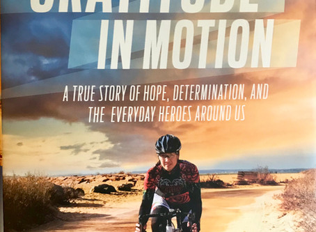 Gratitude in Motion: A Review of Colleen Kelly Alexander's Memoir