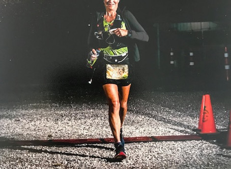 Faster with Age: Pamela Chapman-Markle Sets Another Ultra Record