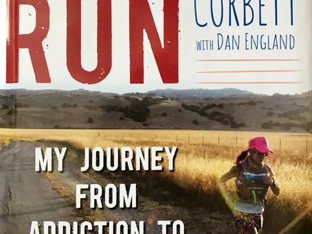Reborn on the Run: Review of Ultrarunner Catra Corbett's Memoir