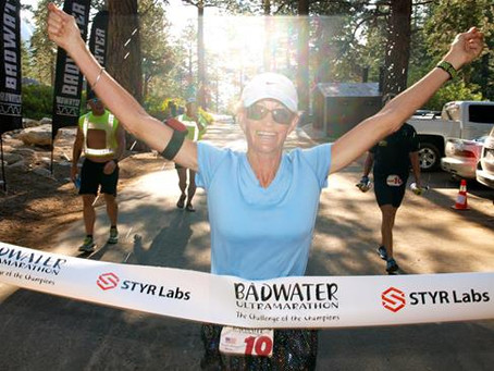 Pamela Chapman Markle: The Ultrarunning Grandma Who's Breaking Records